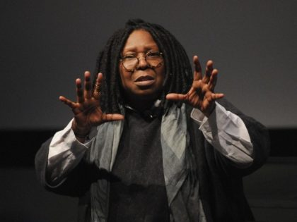 Whoopi Goldberg: 'After Four Years of Real Race-Baiting,' Republicans Want to Expel Maxine Waters