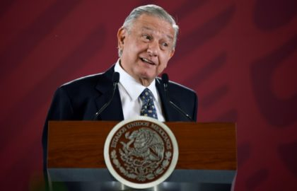 Elected in a surge of anti-establishment disgust, folksy populist President Andres Manuel Lopez Obrador has elicited laughter, groans and head-scratching with his unique take on Mexican Spanish