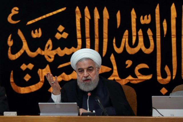 Iran's President Hassan Rouhani says he does not believe European governments attempting to rescue a 2015 nuclear deal will be able to deliver enough relief from reimposed US sanctions for Iran to delay annnouncing new cuts to its own commitments