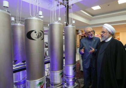 President Hassan Rouhani's order to restart Iran's nuclear reseach and development activities reflects growing frustration in Tehran at Europe's failure to rescue the 2015 deal