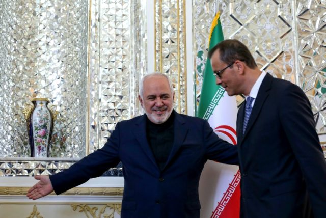 Iran says Europe failing to save nuclear deal
