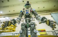 Russia scraps robot Fedor after space odyssey