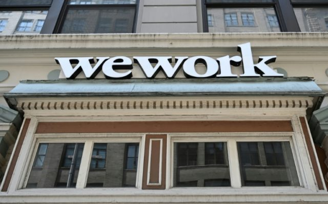 WeWork IPO not working -- at least not yet