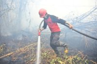 Subterranean blaze: Indonesia struggles to douse underground fires