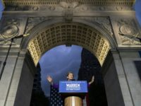 NYC Parks Spokewoman 'Can't Corroborate' Warren Crowd Estimate
