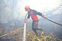 Subterranean blaze: Indonesia struggles to douse undergound fires