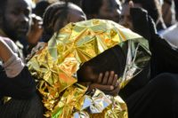 Italy arrests 'torturers' after migrants denounce Libya camp horrors