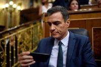 Pedro Sanchez, riding Spain's rollercoaster politics