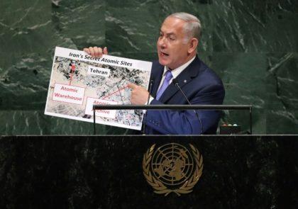 Netanyahu cancels UN visit over post-poll 'political context'