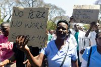 'Abducted' Zimbabwean doctors' union activist found alive: HRW