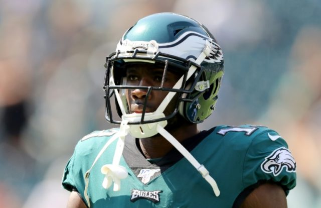 Dissed Agholor invites Philly fire hero to Eagles game