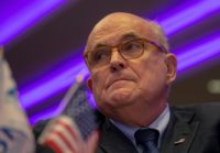 Former New York mayor Rudy Giuliani was deeply involved in President Donald Trump's efforts to get Ukraine to conduct an investigation into the Bidens