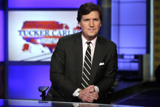 Tucker Carlson: 'Amazing Act of Magic' for Media to Transform Immigration into 'Fake Civil Rights Issue'