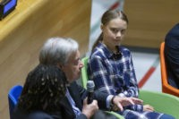 Greta Thunberg Apologizes for Saying World Leaders Should Be Put 'Agai