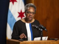 Mayor Lightfoot: Biden Key to Getting Gun Control for Chicago