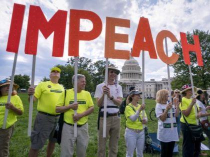 Impeachment now a threat like no other Trump has faced