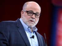 Mark Levin speaking at the 2015 Conservative Political Action Conference (CPAC) in National Harbor, Maryland.
