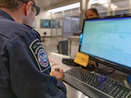 Inadmissible aliens, some seeking asylum, are processed by CBP officers at the San Ysidro Port of Entry. In addition to preparations for thousands of migrants from the caravan arriving, CBP continues to process approximately 100,000 legitimate travelers into the United States daily in addition to processing others without documents who …