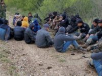 1600 Migrants Arrested over Three Days in Single Texas Border Sector