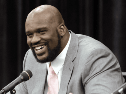WATCH: Shaquille O'Neal Backs Free Speech: 'Daryl Morey Was Right'