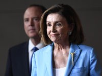 House Speaker Nancy Pelosi of Calif., joined by House Intelligence Committee Chairman Rep. Adam Schiff, D-Calif., arrives to speak during a news conference on Capitol Hill in Washington, Wednesday, Oct. 2, 2019 (AP Photo/Susan Walsh)