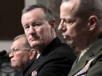 Admiral William McRaven (J. Scott Applewhite / Associated Press)