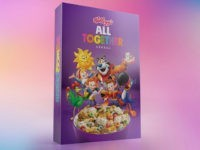 All Together cereal box