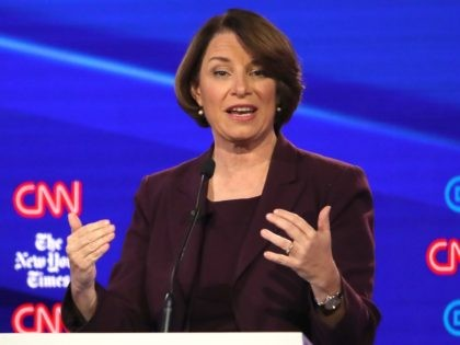 Amy Klobuchar (Win McNamee / Getty)