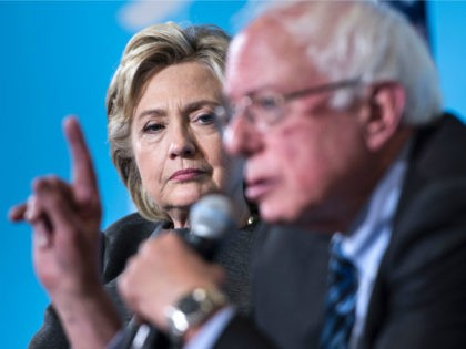 Hillary Clinton Trashes Bernie Sanders: 'Nobody Likes Him, Nobody Wants to Work with Him'