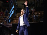 Beto O'Rourke Hosts Another Counter-Rally to Texas Donald Trump Rally