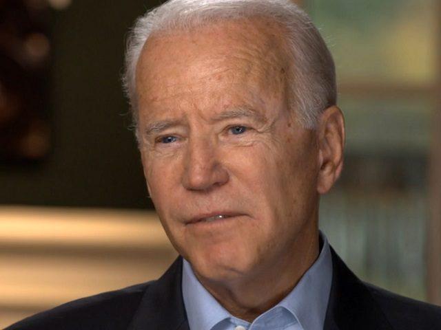 Joe Biden on CBS, 10/27/2019
