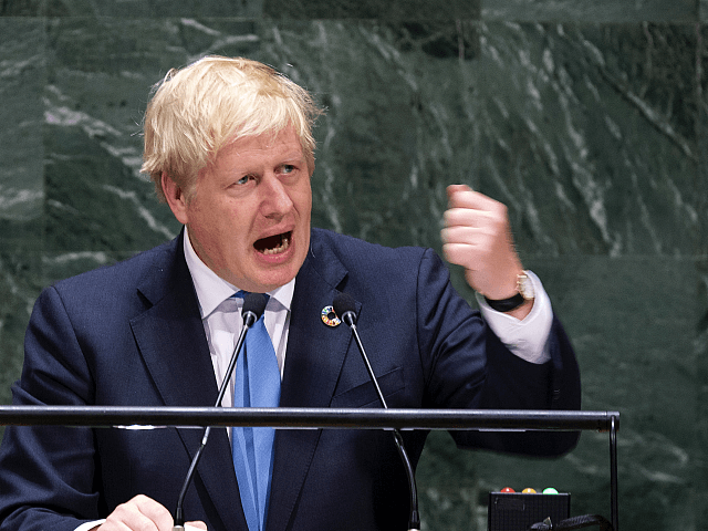 UK Prime Minister Boris Johnson plans to suspend Parliament again