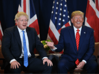 Boris Could Start Trade Negotiations with U.S. Before EU: Report