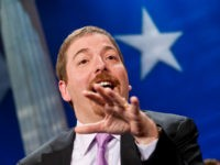 Nolte: Watch Chuck Todd Admit He's Suppressing News