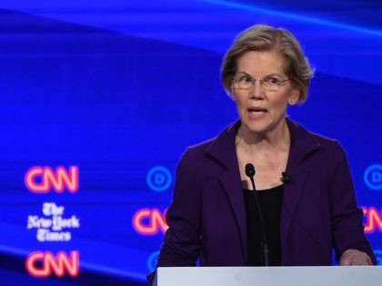 Elizabeth Warren (Saul Loeb / AFP / Getty)