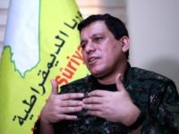 Military Leader of Syrian Kurds Thanks Trump