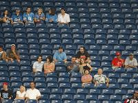 Weak Seven: NFL Fans Left Seat Empty in Droves
