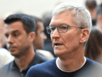 Apple CEO Cook: We Suspended Parler Because 'Incitement to Violence' Is Not Free Speech