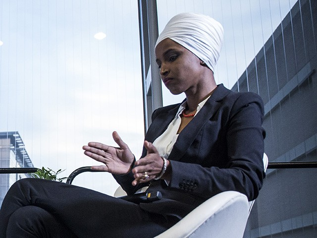 Daily Mail: Ilhan Omar and Boyfriend Share Nights at 'Secret' D.C. Apartment