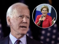 Joe Biden Falsely Claims Elizabeth Warren Began Medicare for All Dust Up