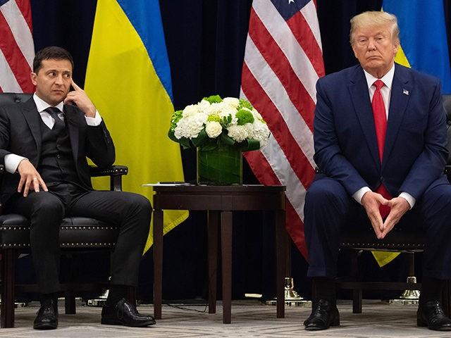 AP: Ukraine's Zelensky Felt Trump Pressure Before Taking Office