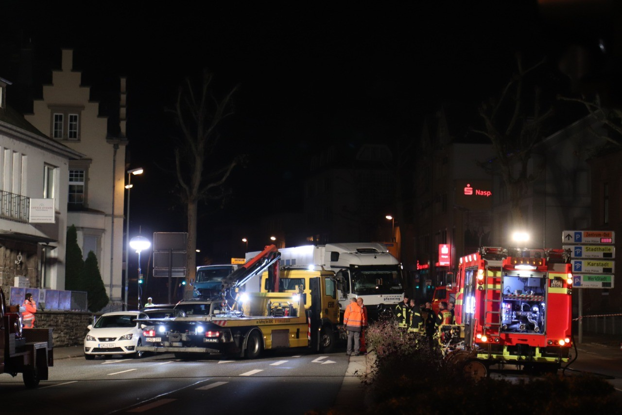 Syrian Migrant Arrested After Hijacked Truck Rammed into Traffic - The Reports