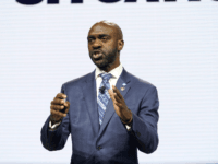 Michael Blake, New York State Assembly Member, New York State Assembly; Vice Chair, Democratic National Committee speaks onstage during the 2019 Concordia Annual Summit - Day 1 at Grand Hyatt New York on September 23, 2019 in New York City. (Photo by Riccardo Savi/Getty Images for Concordia Summit)