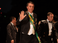 Jair Bolsonaro Honors Japan as only Americas Leader at Emperor's Enthronement