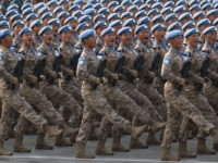 China Boasts of Military Buildup While Pushing 'Dialogue' with U.S.