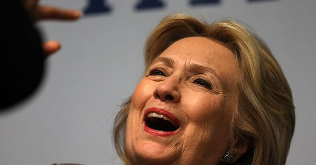 Hillary Clinton: 'No Evidence' that Joe, Hunter Biden 'Did Anything Wrong'