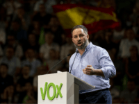 Exclusive: Populist Spanish VOX Leader Abascal Says Party Will Ban Separatist Parties