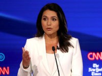 Tulsi Gabbard: 'I Don't See Deplorables When I Look at in America'