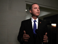 Schiff: We Saw Trump Engage in 'Witness Intimidation in Real Time'