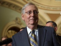 McConnell: I'd 'Be Totally Surprised' if Trump Is Removed